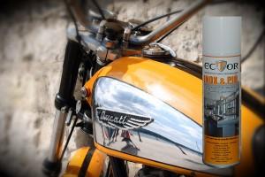 Ector INOXePIU' antiossidante acciaio