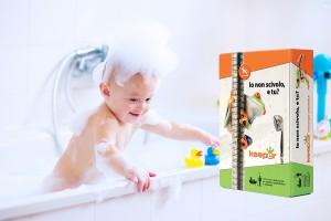 Keeper Kit antiscivolo piatto doccia vasca bagno