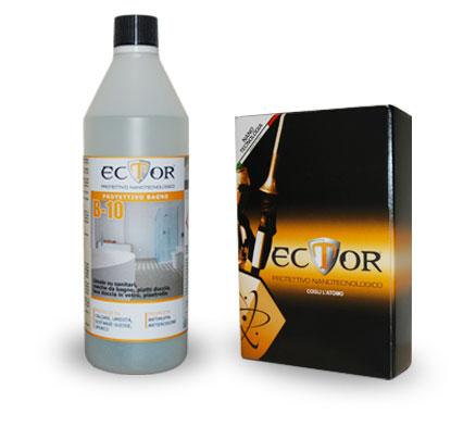 ector protettivo nanotecnologico